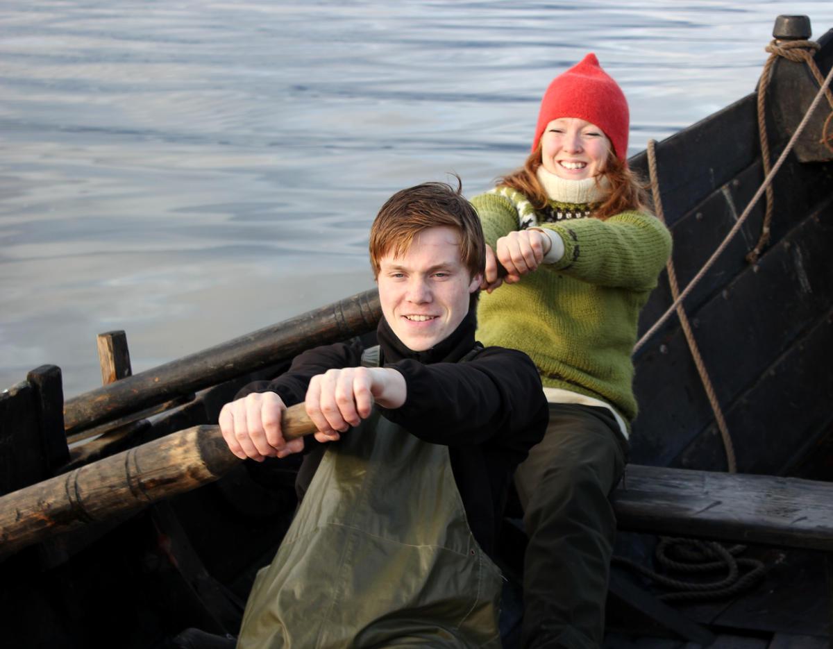 Life onboard an åfjordsbåt. (Foto/Photo)