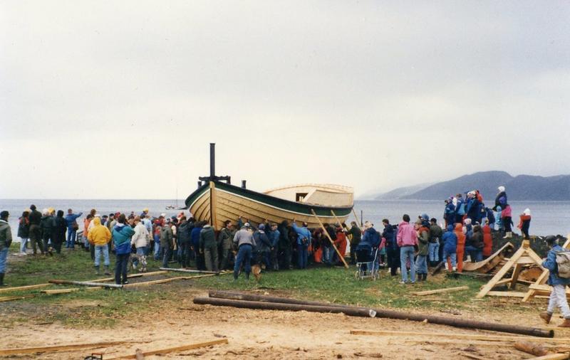 Sara Kjerstine, bygd 1992. (Foto/Photo)