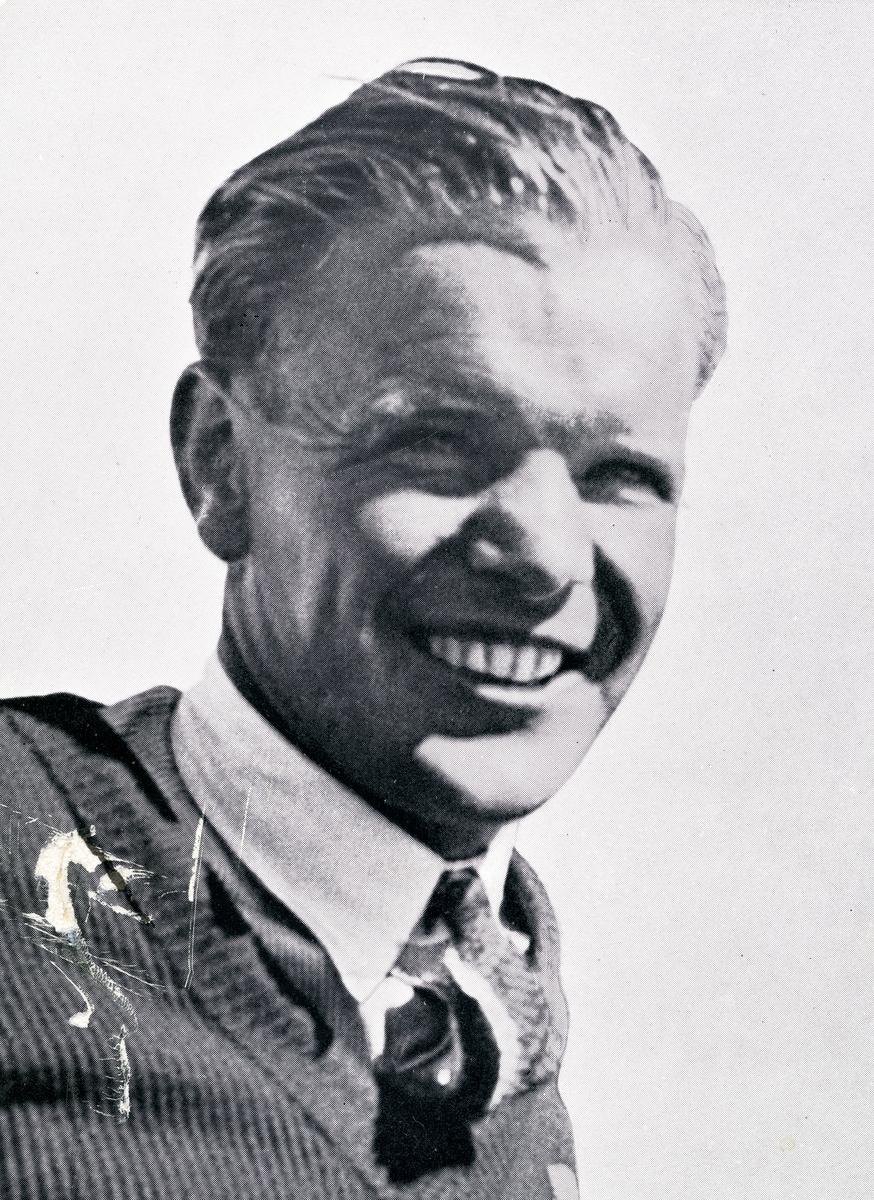 Portrait of Sigmund Ruud