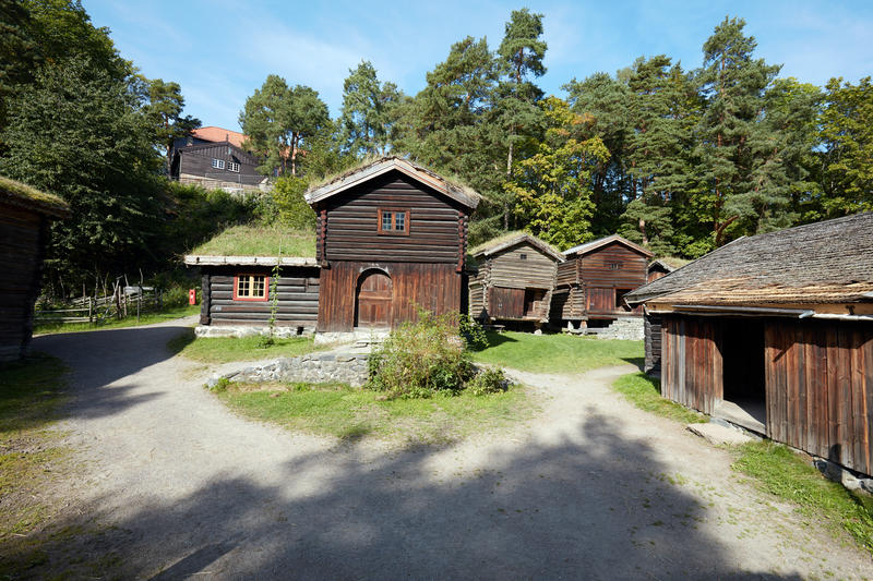 The Østerdalen Farm Stead