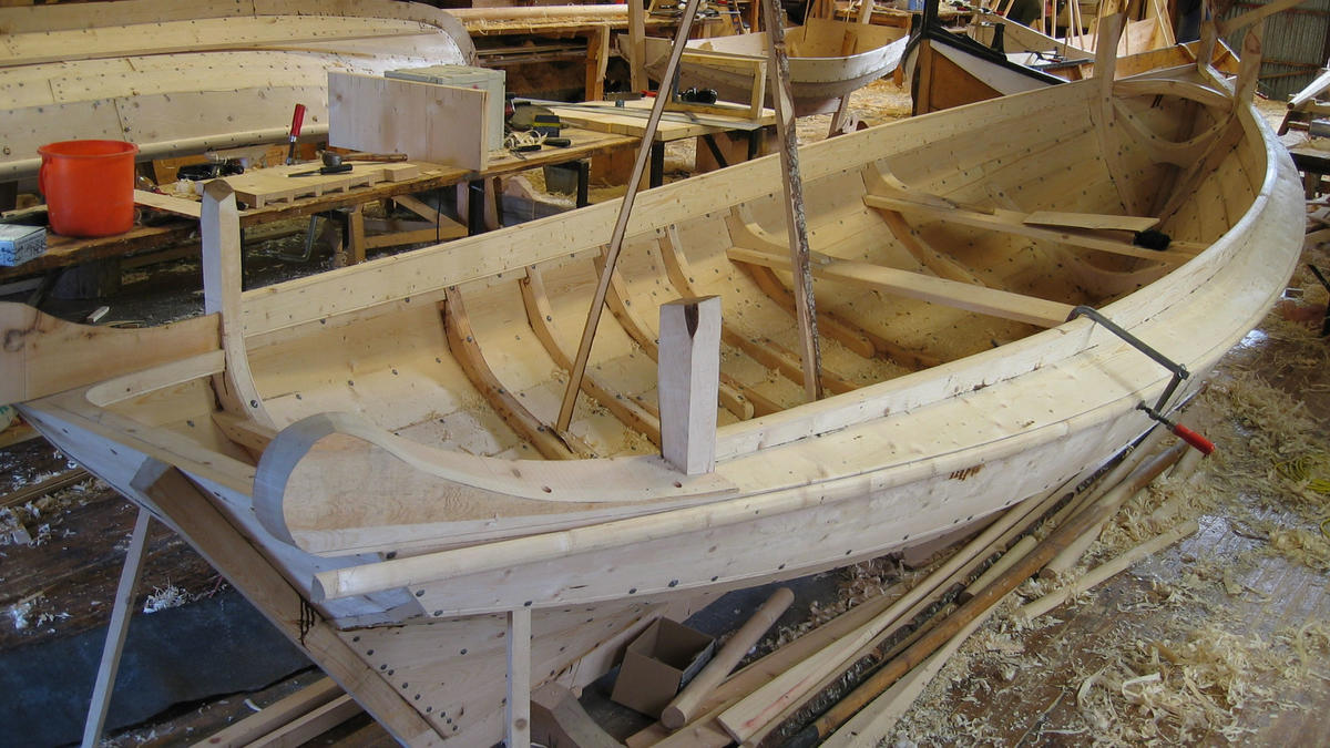 Dråpa, bygd 2005.