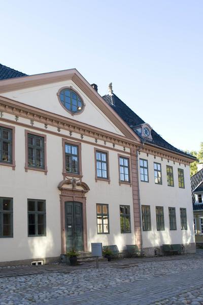 Collettgården, Kirkegata 15. Foto/Photo