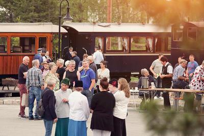 Løkken stasjon 1. juni 2016
