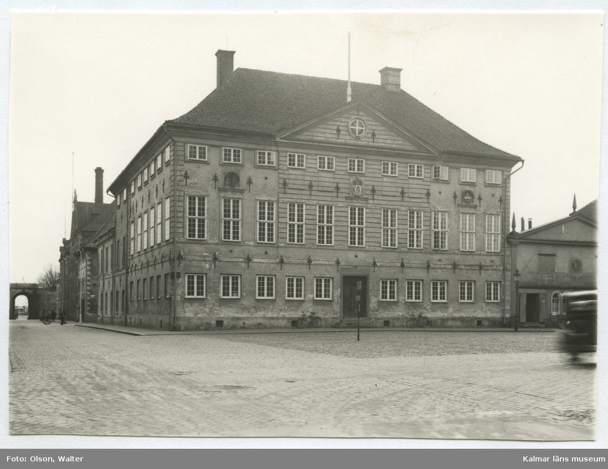 Rådhuset i Kalmar.