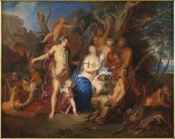 Bacchus och Ariadne