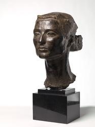 Islandsk kvinne [Skulptur]