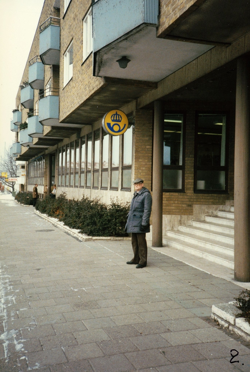 Postkontoret 200 31 Malmö Persborgstorg 2