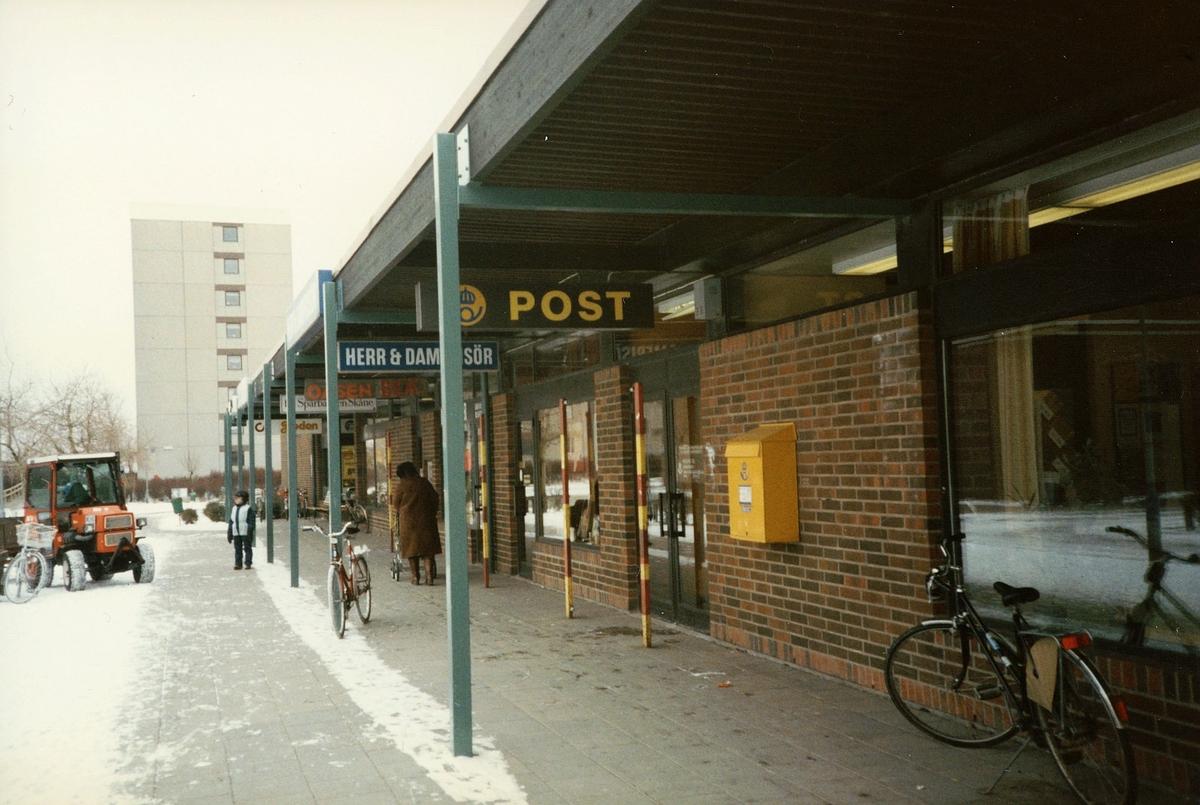 Postkontoret 200 50 Malmö Lindeborgs Centrum