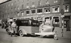 Ole M. Engelsens fotografier fra okkupasjonsårene i Oslo..Va