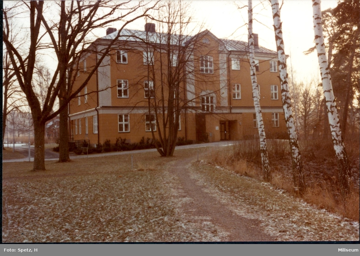 Sjukhus, A 6. Byggnad 034.