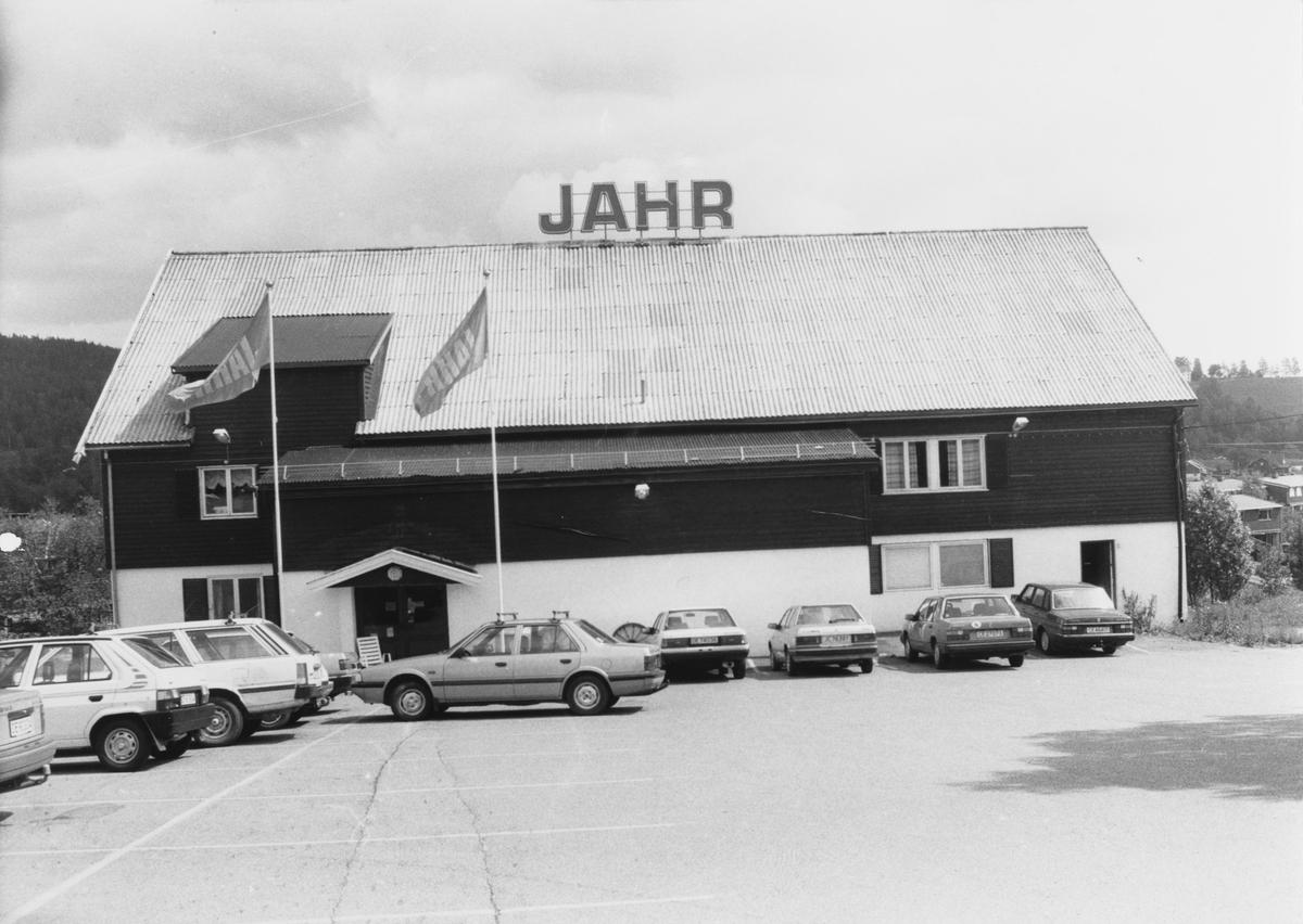 Jahrlåven på Slattum solgte dameklær på 60-, 70- og 80-tallet.