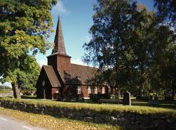 Sunnemo kyrka 1979.