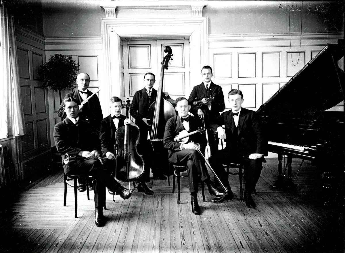 Musikkapell 1910-1920