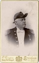 Porträtt av Gustaf Henrik Wilhelm Planting-Gyllenbåga, offic