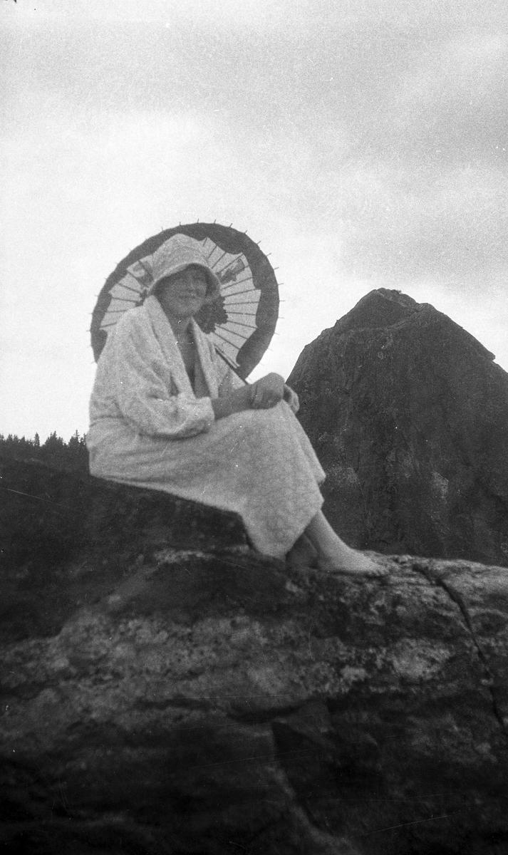Anna Larsson, Hemlinggrind, i Rullsand.