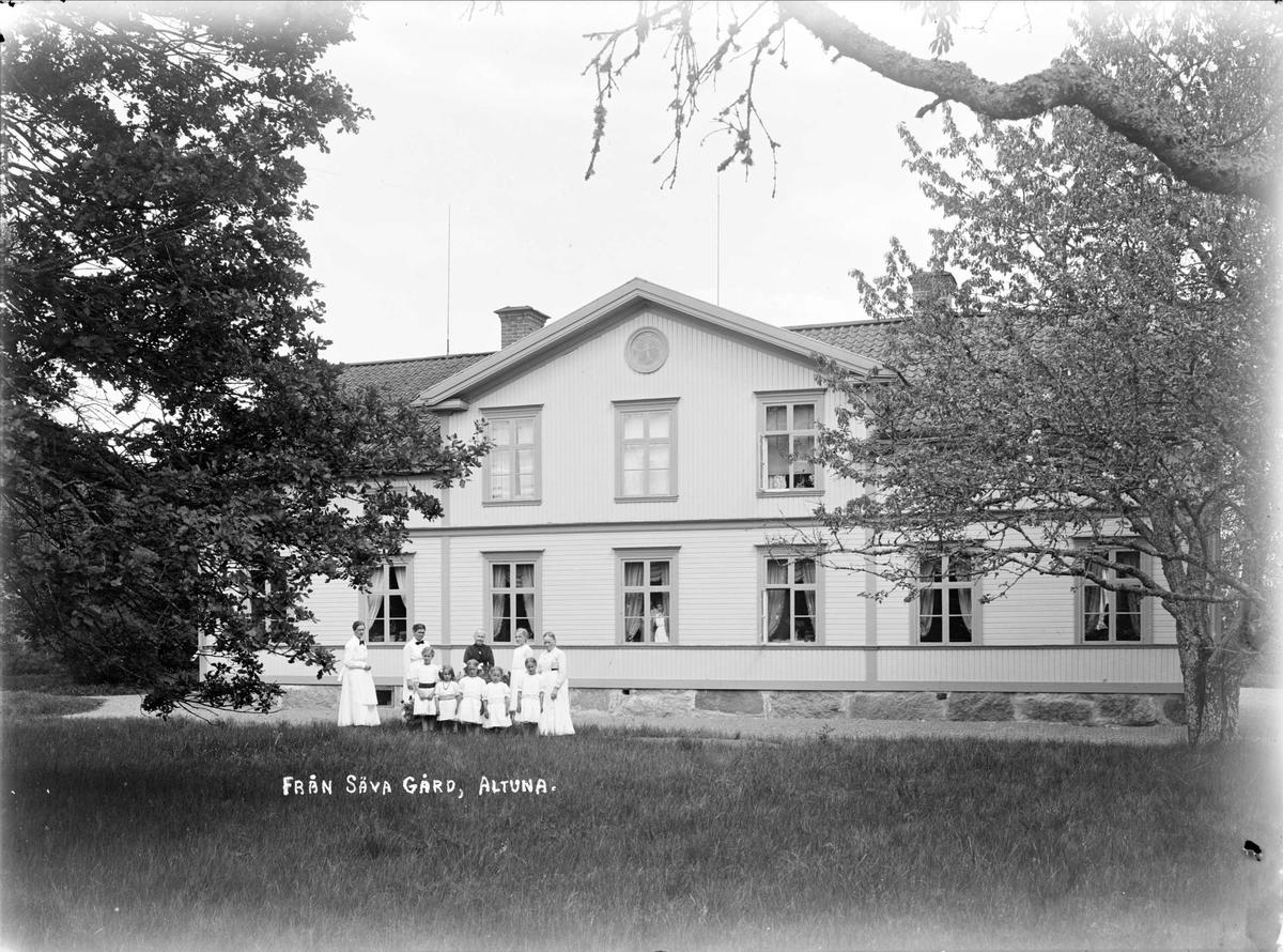 Daniel Eriksson, Sva kvarn, Balingsta socken, Uppland 1959