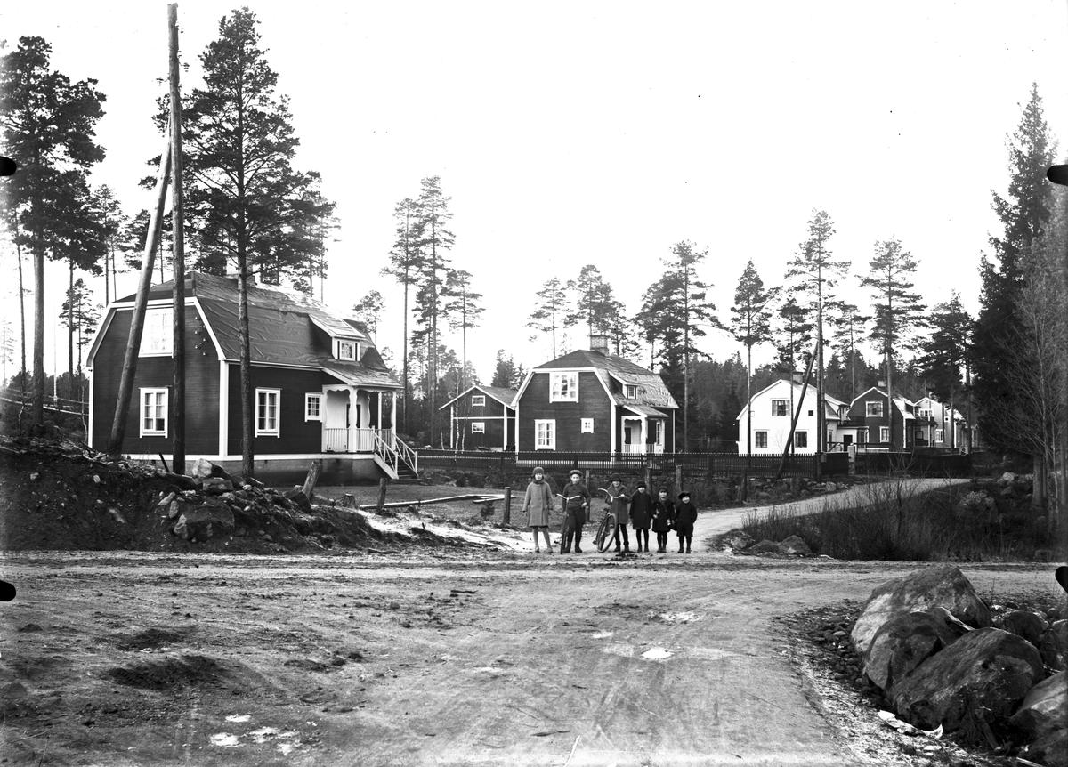 Bostadsbebyggelse, Norrsundet.