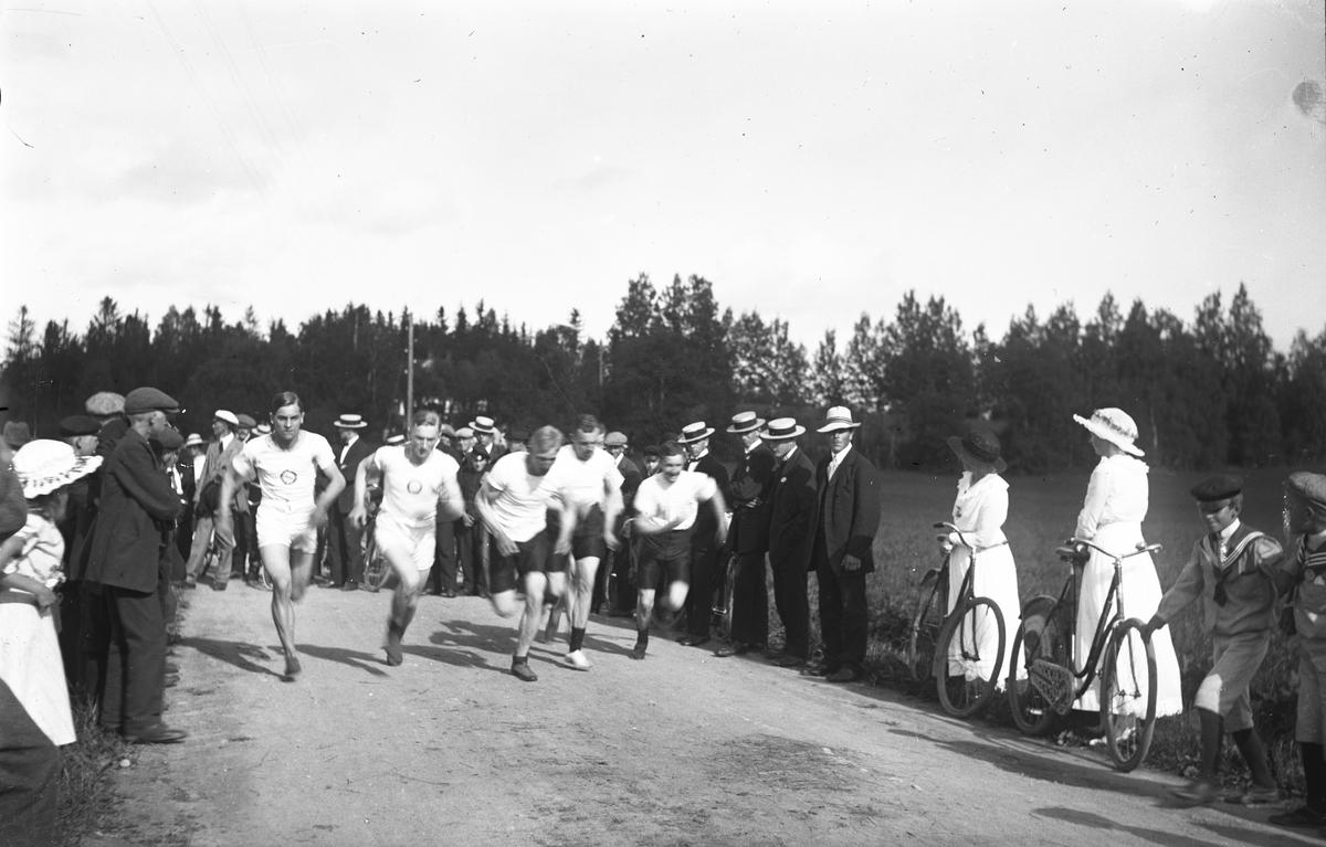 Idrottstävlingar i Wästra Hästbo