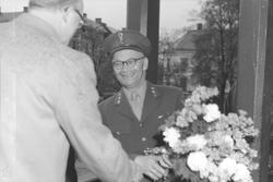 Musikkløytnant Alf Mostads avskedskonsert