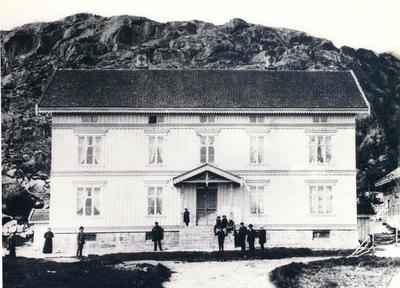 Telegrafstasjoner. Lødingen (Foto/Photo)