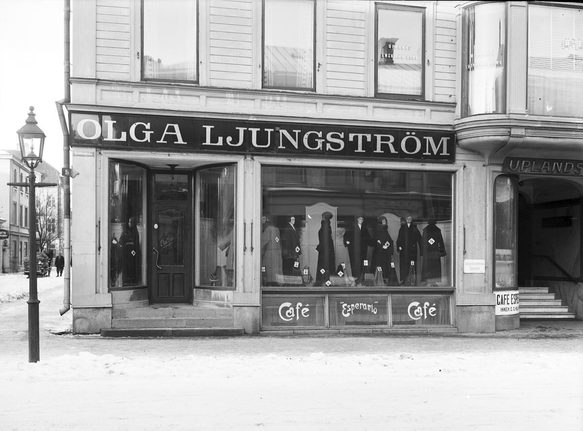 Olga Ljungströms Kappaffär