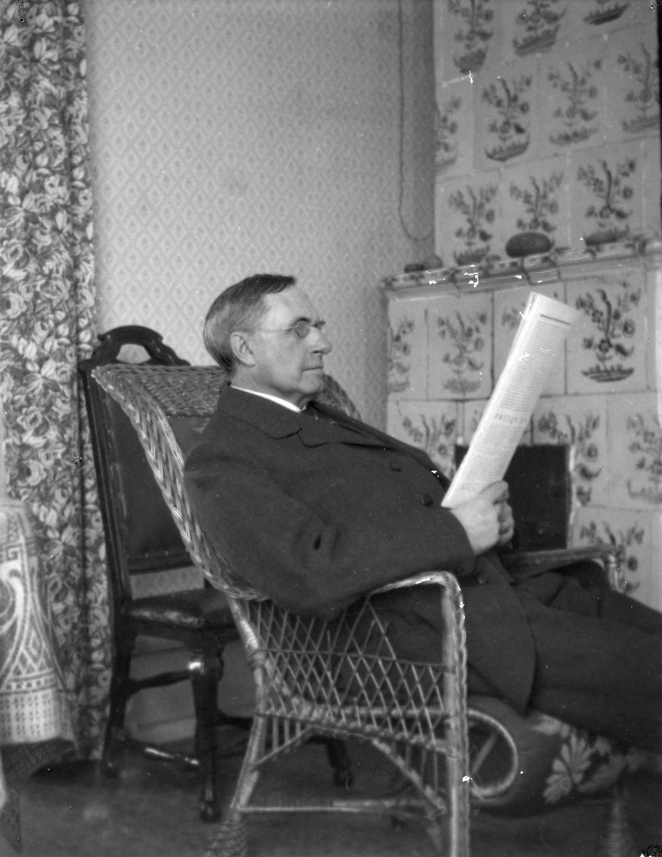 Kyrkoherde K.A. Örström(1849-1930)