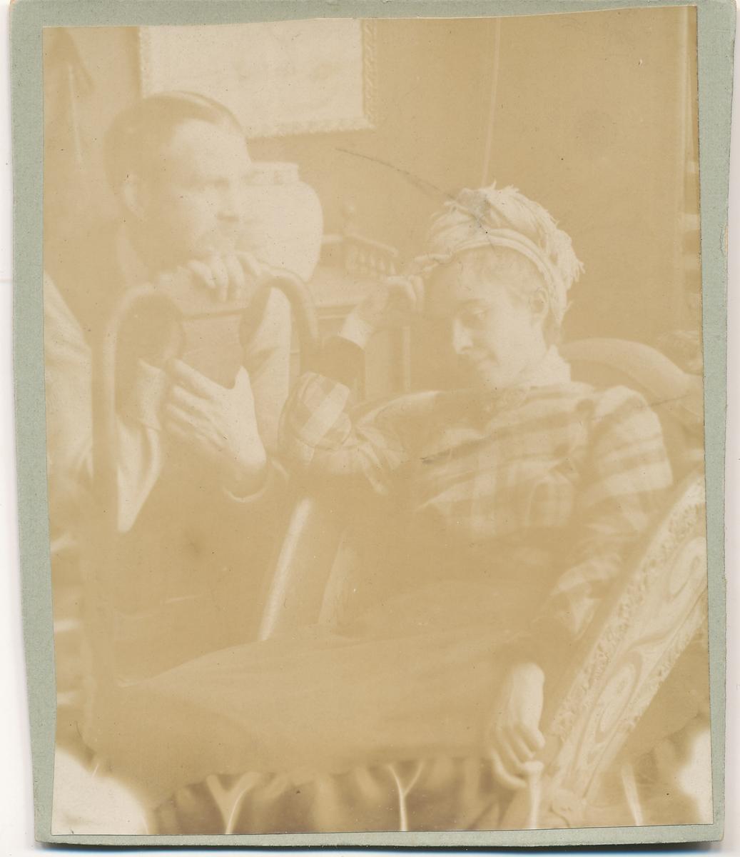 Otto og Tilla Valstad.