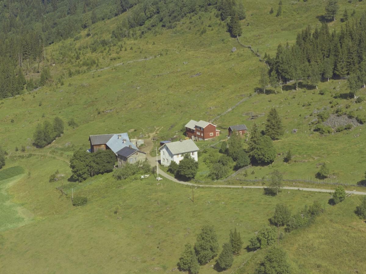 Svendsrud, gårdsbruk, Forset, Vestre Gausdal