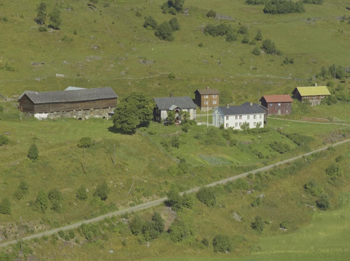 Øvre Forseth, flere bygninger, gammel driftsbygning, Vestre Gausdal
