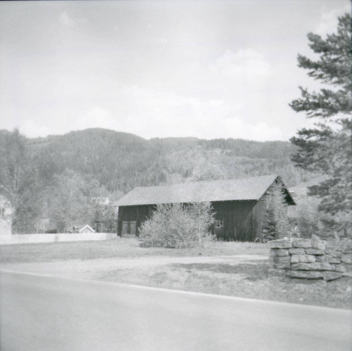 Låven på Bagnsmoen, Bagn, Sør-Aurdal