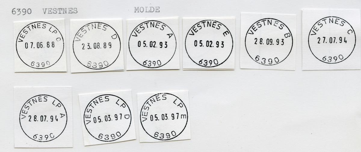 6390 Vestnes (Vestnæs), Molde, Møre og Romsdal