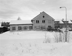 Disen gård, Hamar. Disentunet. Eksteriør. Hedmark Teater.