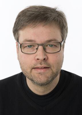 Portrett av fagkonsulent Christer Nilsson.