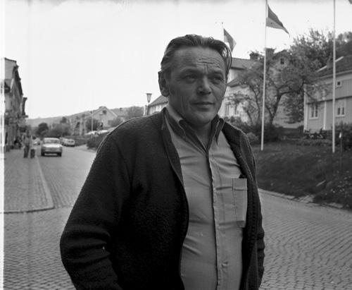 Olof Fong år 1974
