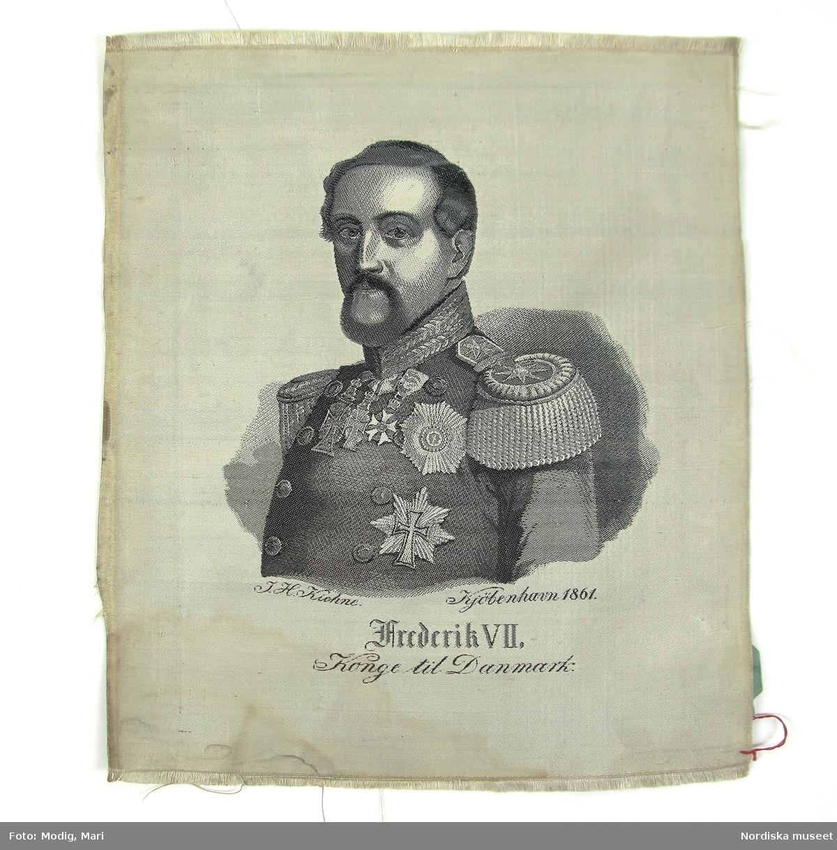 Kung av Danmark, regent 1848-1863