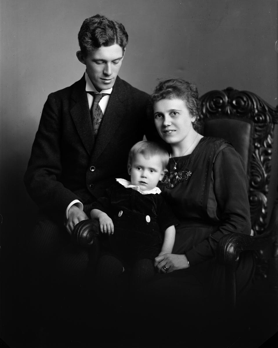 Familjen Dahlberg, Södra Esplanadgatan 54