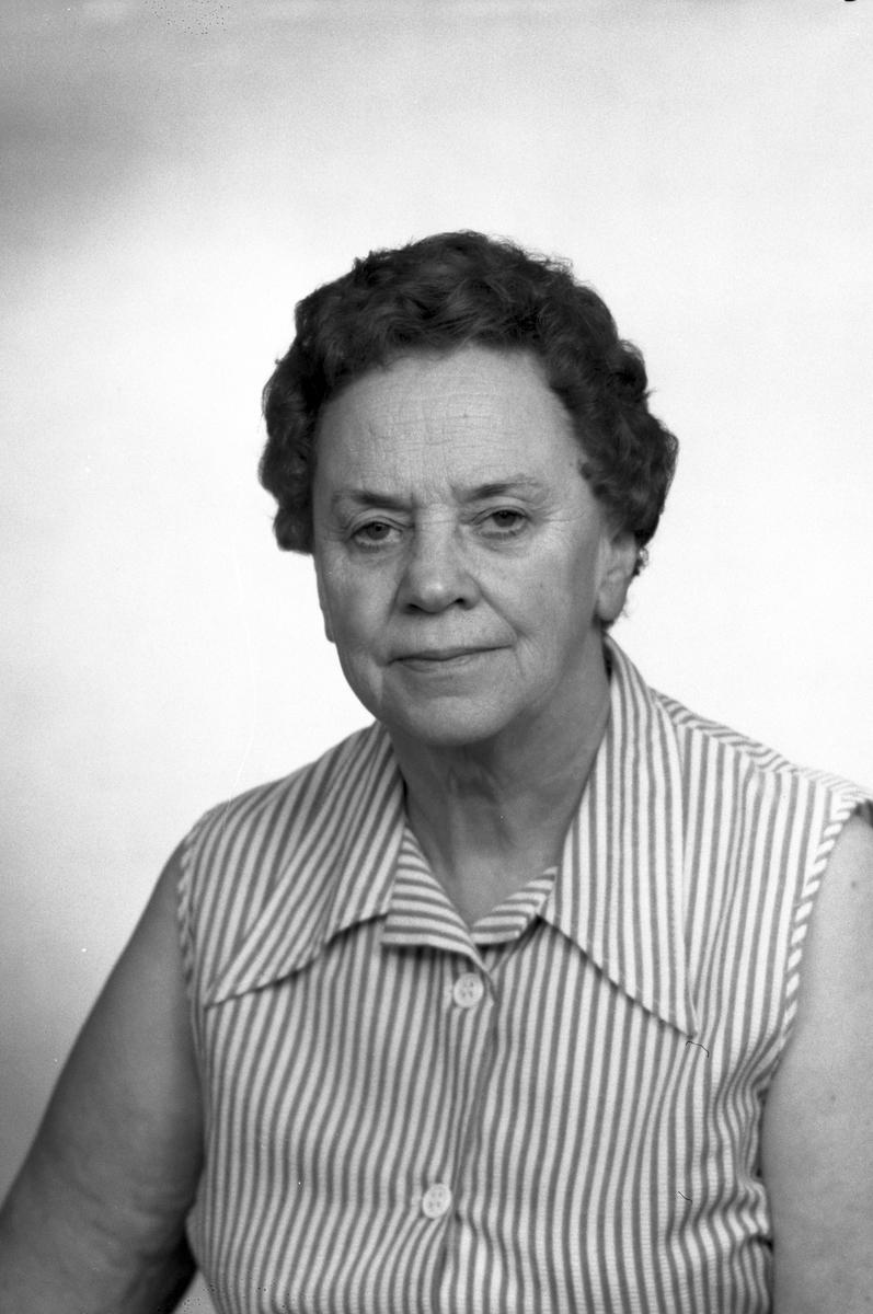 Ruth Wiklund, Gamla Bönavägen. Den 10 maj 1975