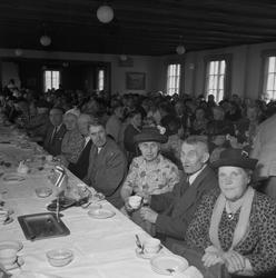 Pensjonister utflukt til Vikhammerløkka