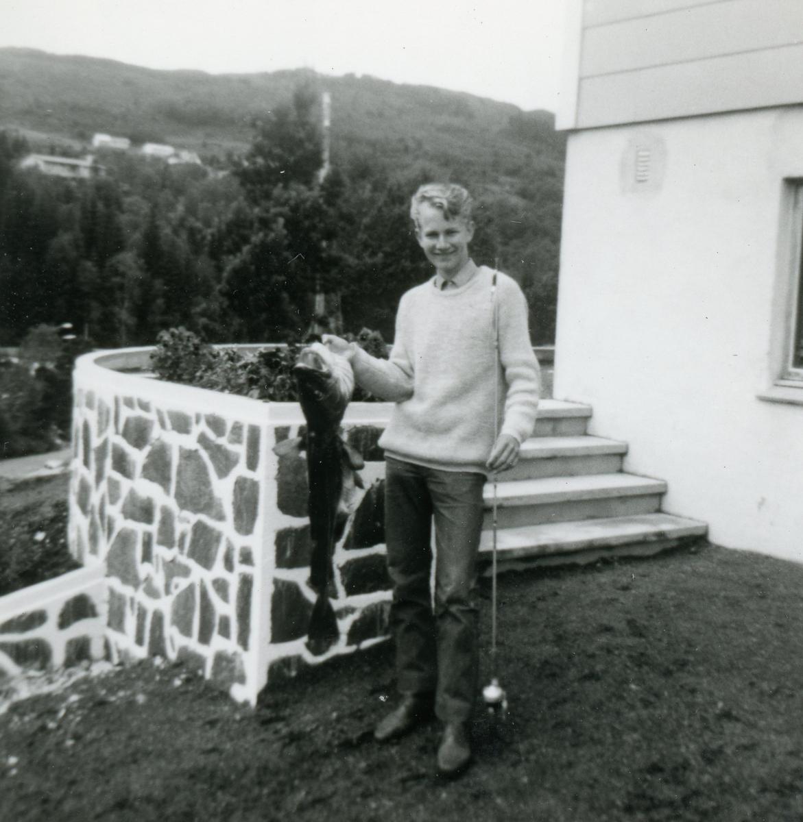 Portrett av Øyvind Brenno.
