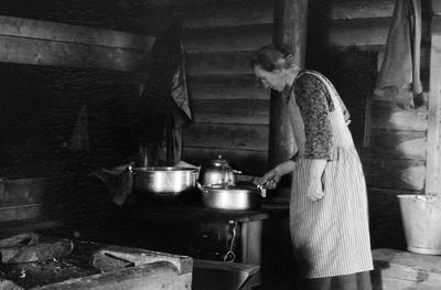 Skogskokke, 1927.