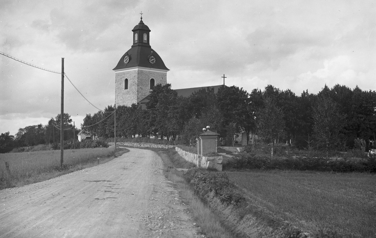 Stora Skedvis kyrka