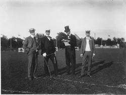 Gamla strömvallen. 30/8 1903