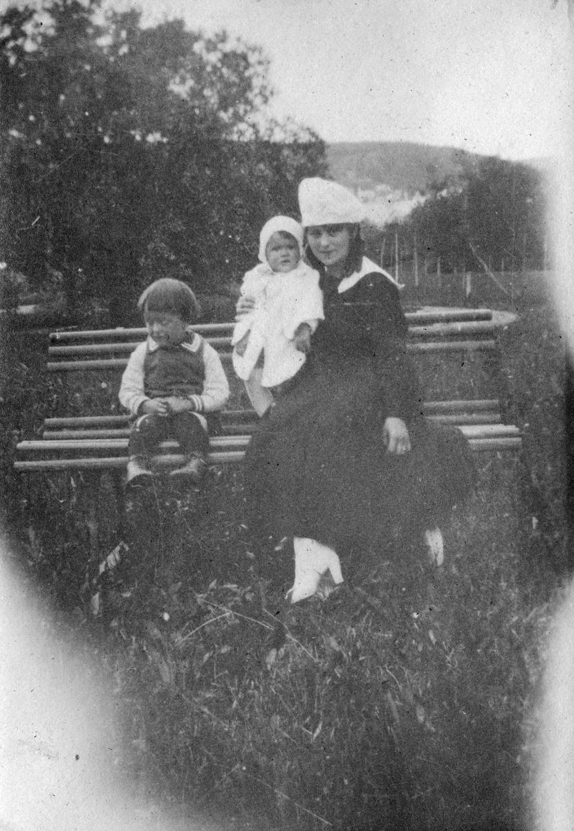 """""""Barna på Øen 1919"""""""