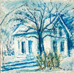 Vinterhuset [Maleri]