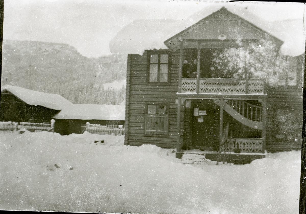 Butikken Smedlund i Sør-Aurdal.