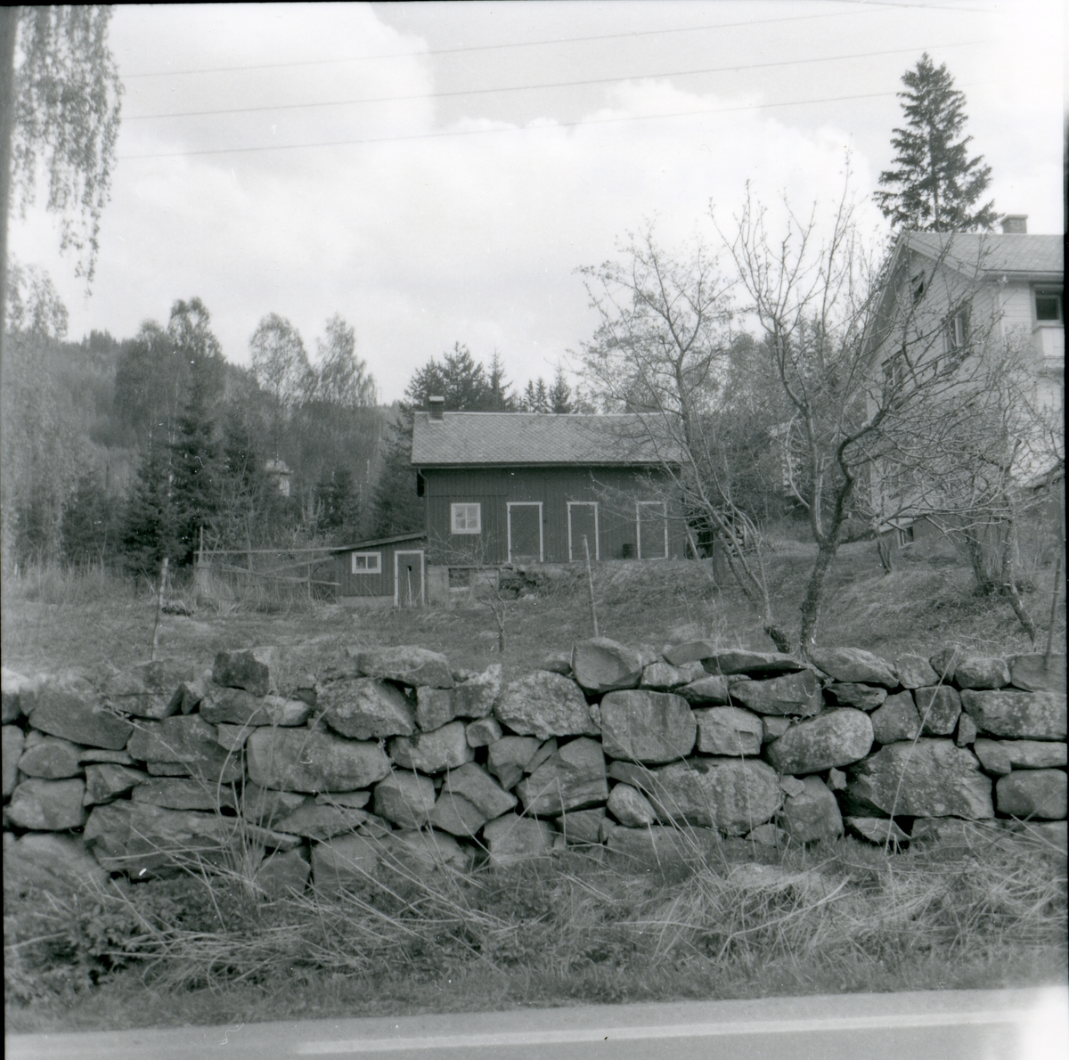 Bolighus på tomta Solstad, Bagn, Sør-Aurdal.