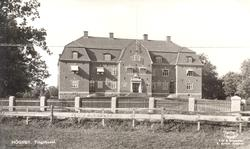 Tingshuset i Högsby.
