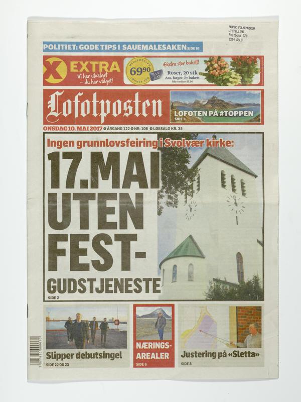 Lofotposten (Foto/Photo)