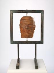 Destrukturert hode [Skulptur]