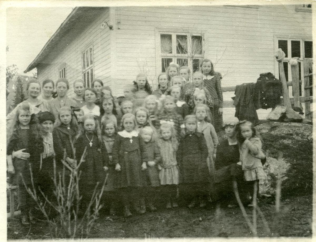 Barneforening i Bagn.